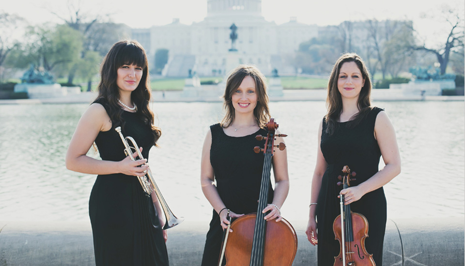 Washington dc string quartet electric violinist virginia maryland