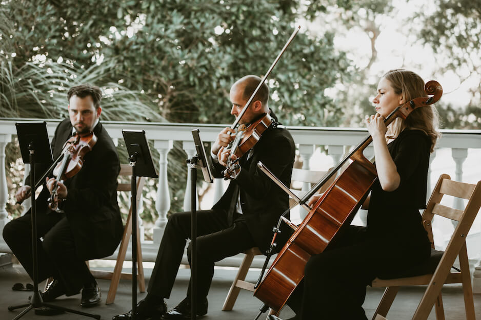 String trio Washington DC