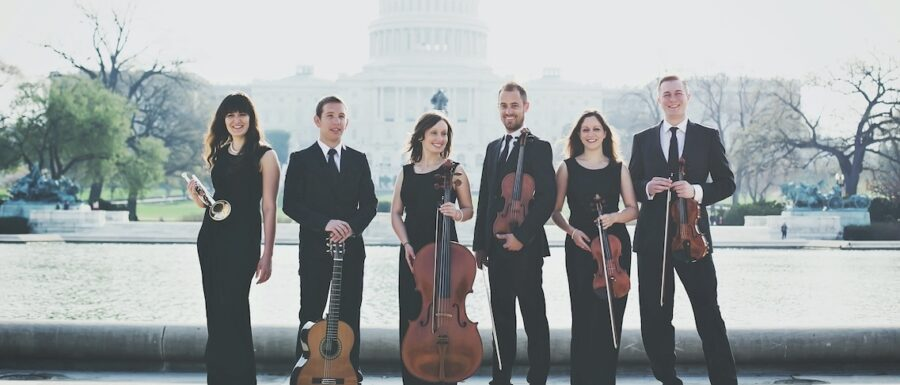 Washington Virtuosi Wedding Musicians - Baltimore, Maryland, Virginia